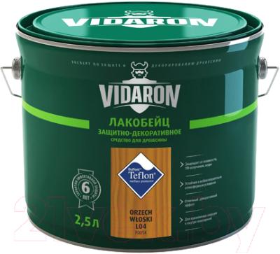 Лакобейц Vidaron L04 Грецкий Орех (2.5л)