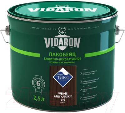 Лакобейц Vidaron L10 Африканское Венге (2.5л)