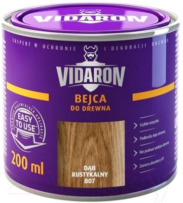 Морилка Vidaron B07 Дуб рустикальный (200мл)