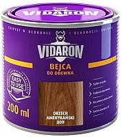 Морилка Vidaron B09 Орех Американский (200мл) -