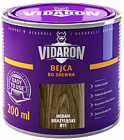 Морилка Vidaron B11 Бразильское Эбеновое Дерево (200мл) -