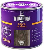 Морилка Vidaron B12 Антрацит серый (200мл) -