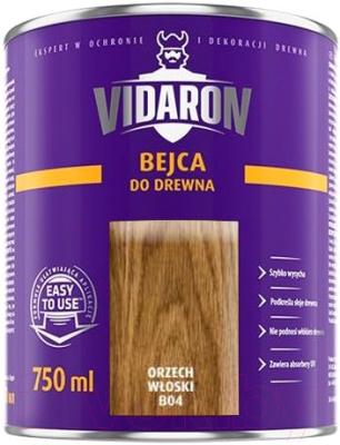 Морилка Vidaron B04 Орех грецкий (750мл)