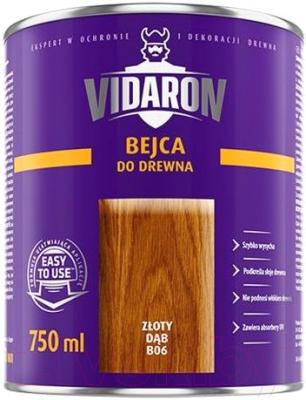 Морилка Vidaron B06 Дуб золотой (750мл)