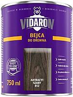 Морилка Vidaron B12 Антрацит серый (750мл) -