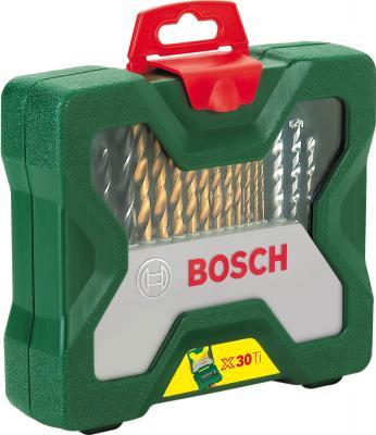 Набор оснастки Bosch Titanium X-Line 2.607.019.324 - общий вид
