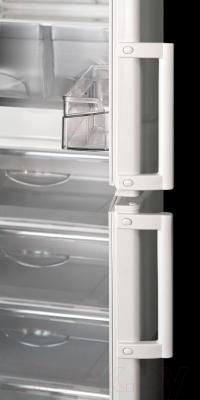 Холодильник с морозильником ATLANT ХМ 4023-000 - с открытой дверцей