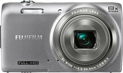 Компактный фотоаппарат Fujifilm FinePix JZ700 Silver - вид спереди