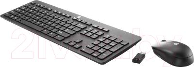 Клавиатура+мышь HP Slim Wireless (T6L04AA)