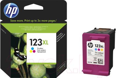 Картридж HP 123XL (F6V18AE)