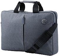 faab73872375 Добавить в сравнение код 460.118 Сумка для ноутбука HP Value Topload  (T0E18AA) -