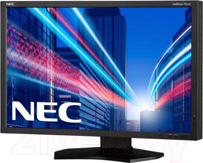 Монитор NEC MultiSync PA242W (черный)