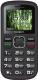 Мобильный телефон Texet TM-B220 (черный/красный) -