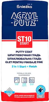 Шпатлевка Sniezka Acryl Putz Start EX ST10 (20кг)
