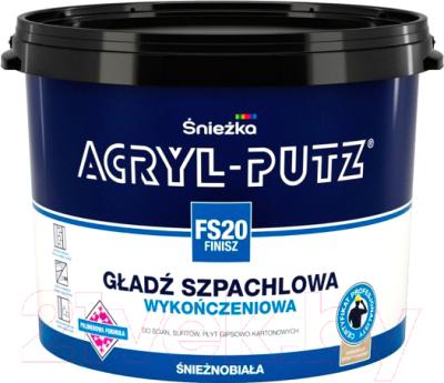 Шпатлевка Sniezka Acryl Putz FS20 Finish (5кг, готовая)
