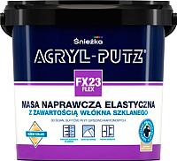 Шпатлевка Sniezka Acryl Putz FX23 Flex (0.5кг, готовая) -