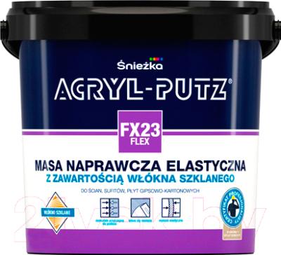 Шпатлевка Sniezka Acryl Putz FX23 Flex (0.5кг, готовая)