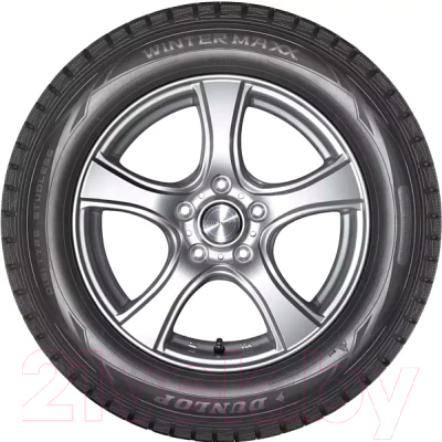Зимняя шина Dunlop Winter Maxx WM01 225/40R18 92T