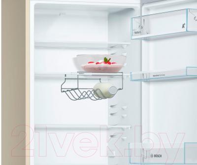 Холодильник с морозильником Bosch KGV39XK21R