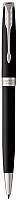 Ручка шариковая имиджевая Parker Sonnet Matte Black CT M 1931524 -