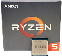 Процессор AMD Ryzen 5 1500X (Box) -