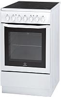 Плита электрическая Indesit I5V52(W)/RU -