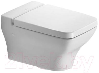 Сиденье для унитаза Duravit Puravida 0069190000 (с микролифтом)
