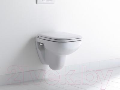 Унитаз подвесной Duravit D-Code 22110900002