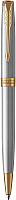 Ручка шариковая Parker Sonnet Core Stainless Steel GT 1931507 -
