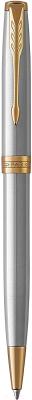Ручка шариковая Parker Sonnet Core Stainless Steel GT 1931507
