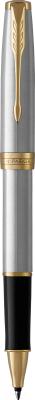Ручка-роллер имиджевая Parker Sonnet Core Stainless Steel GT 1931506