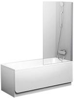 Стеклянная шторка для ванны Ravak PVS1 80 Pivot (79840U00Z1) -