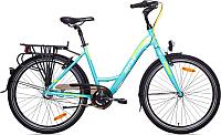 Велосипед AIST Jazz 2.0 (голубой) -