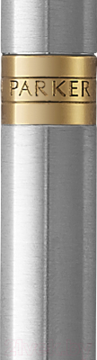 Ручка шариковая Parker Sonnet Core Slim Stainless Steel GT 1931508