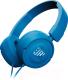 Наушники-гарнитура JBL T450 / JBLT450BLU (синий) -