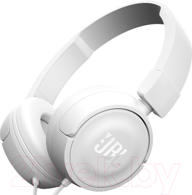 Наушники-гарнитура JBL T450 / JBLT450WHT (белый)