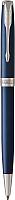 Ручка шариковая имиджевая Parker Sonnet Core Blue Lacquer CT 1931536 -