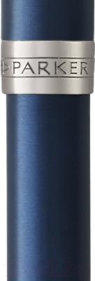 Ручка шариковая имиджевая Parker Sonnet Core Blue Lacquer CT 1931536