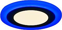 Точечный светильник Truenergy 12+4W 10203 (синий) -