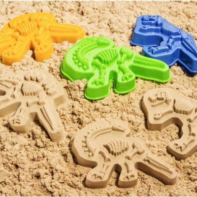 Формочка для песочницы Happy Baby Dinosaurs 330403