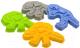 Игровой набор для песочницы Happy Baby Dinosaurs 330403 -