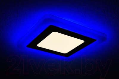 Точечный светильник Truenergy 3+2W 10251 (синий)