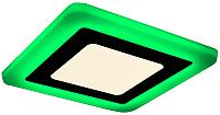 Точечный светильник Truenergy 6+3W 10260 (зеленый) -