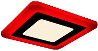 Точечный светильник Truenergy 6+3W 10256 (красный) -