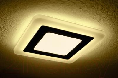 Точечный светильник Truenergy 6+3W 10272 (желтый)