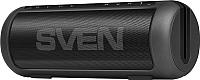 Портативная колонка Sven PS-250BL (черный) -