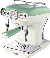 Кофеварка эспрессо Ariete 1389 Vintage (зеленый) -