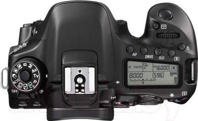 Зеркальный фотоаппарат Canon EOS 80D Body (1263C031AA)