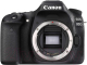 Зеркальный фотоаппарат Canon EOS 80D Body (1263C031AA) -