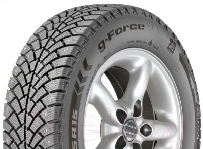 Зимняя шина BFGoodrich g-Force Stud 215/55R16 97Q (шипы)